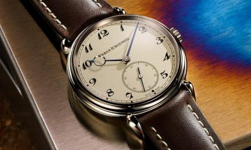 "Urban Jürgensen: meet ""The Alfred"""