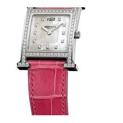 The H-Our Watch by Hermès