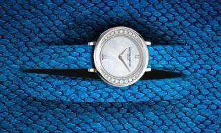 Something fishy from Baume & Mercier, and it's a good thing
