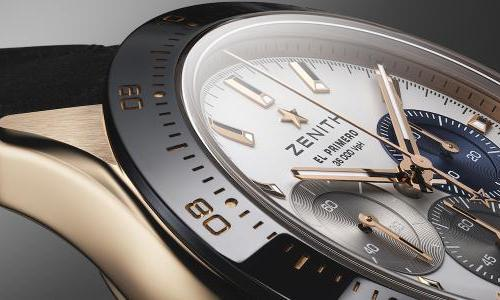 Zenith Chronomaster Sport now in rose gold