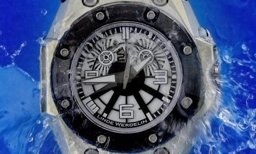Linde Werdelin and Black Badger partner on the Oktopus Blue Sea