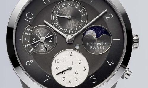 Introducing the Slim d'Hermès Quantième Perpétuel