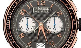 Good watch, great name: The F.P. Journe Chronographe Monopoussoir Rattrapante