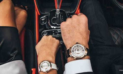 Supercars and Luxury Watches: A One-Way Love Affair?