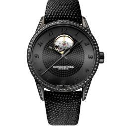 FREELANCER URBAN BLACK by Raymond Weil