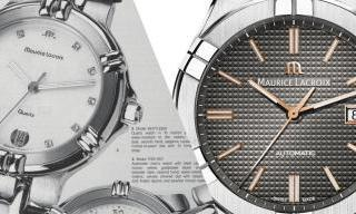 Maurice Lacroix Aikon collection