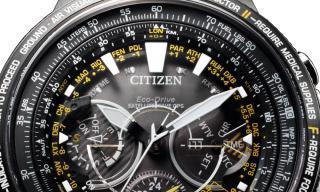 Citizen: The 50th anniversary of The Titanium watch