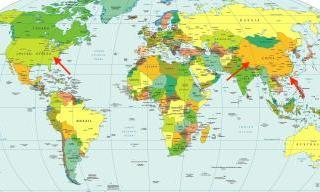 Top 10 watch markets