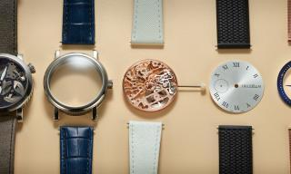 Initium: the time is right for home watch assembly