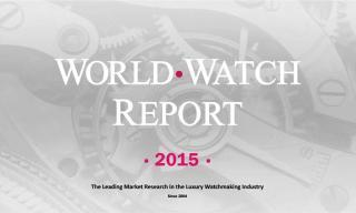 Digital Luxury Group releases its World Watch Report Smartwatch Feature