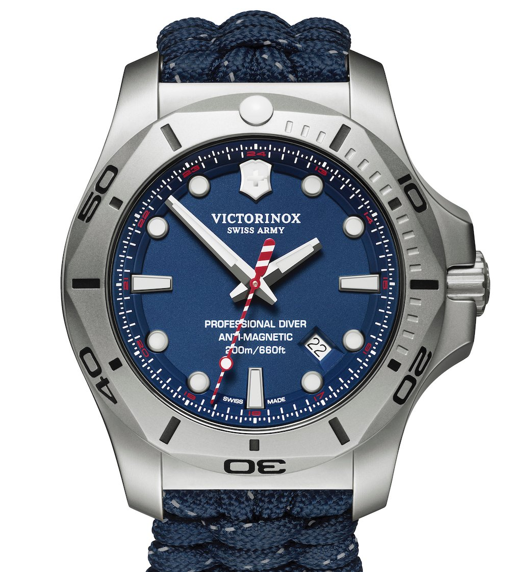The Icon collection is the most emblematic of Victorinox watches.