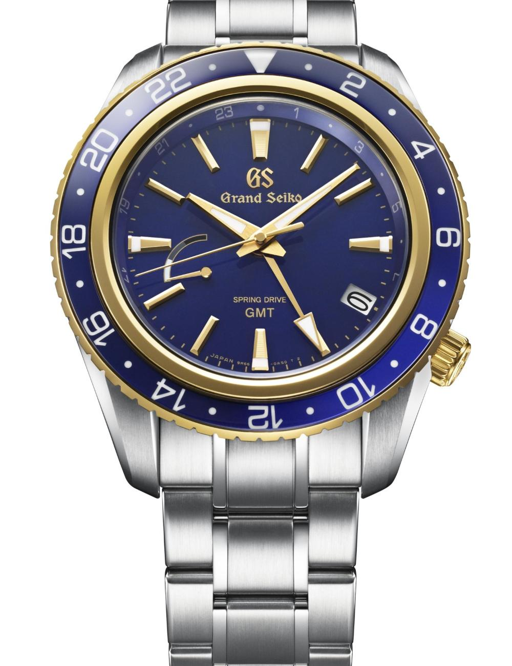 Grand Seiko Spring Drive GMT Caliber 9R66
