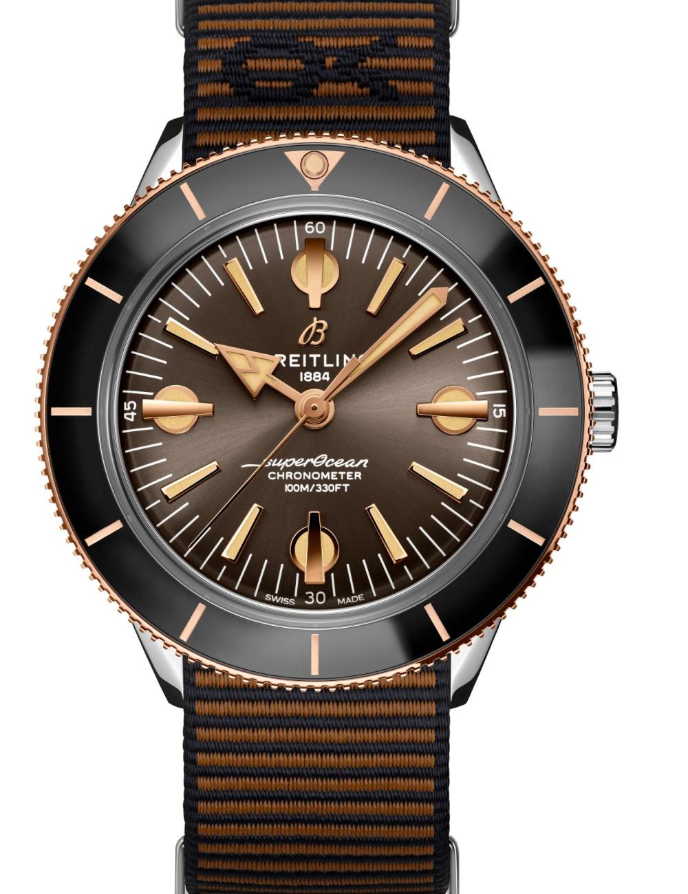 Breitling superocean_heritage_57_outerknown_limited_edition_front_-_europa_star_watch_magazine_2020