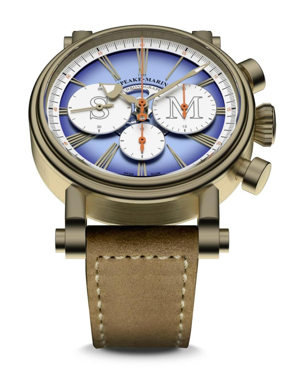 Speake-Marin London Chronograph Bronze