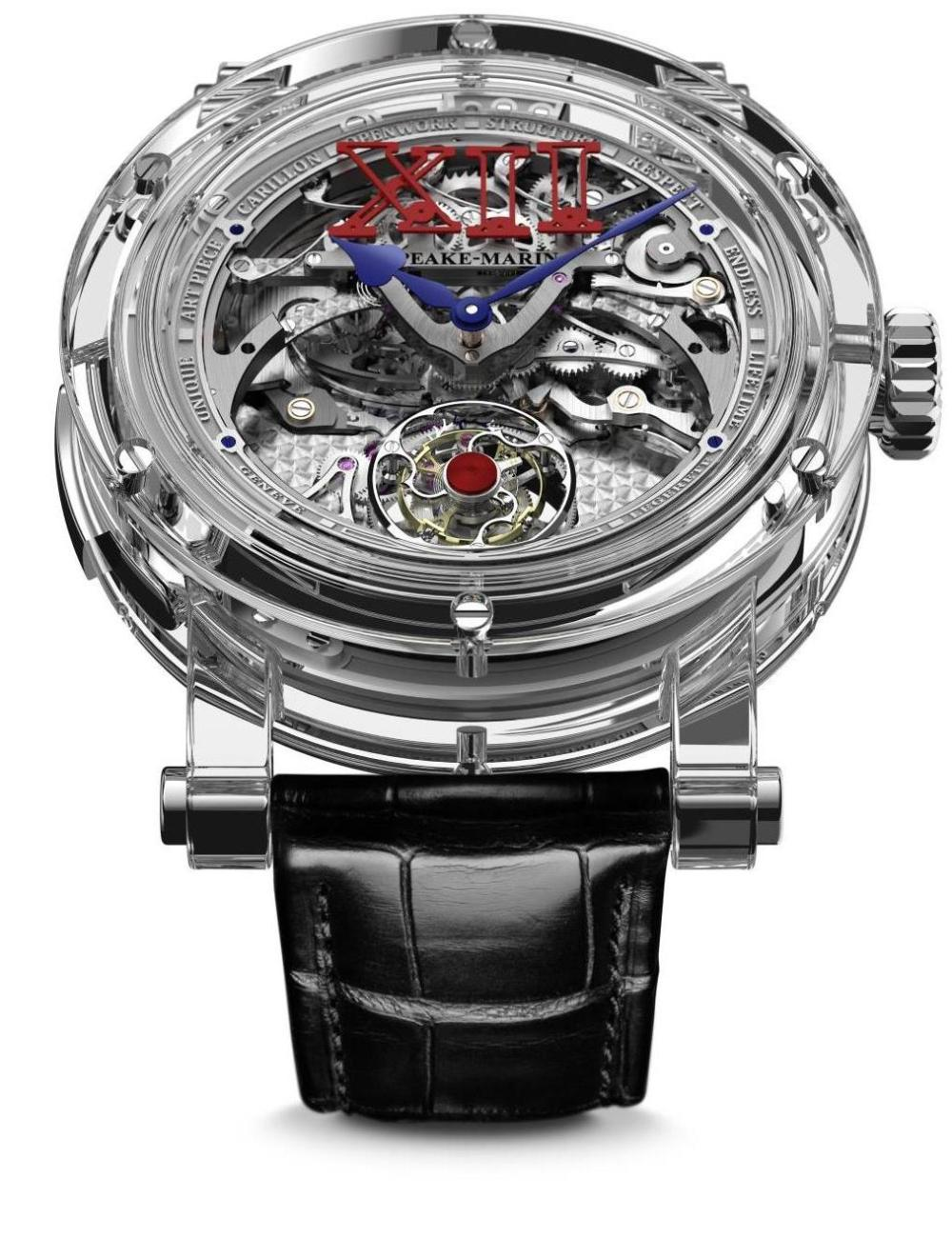 Speake-Marin Minute Repeater Flying Tourbillon Légèreté