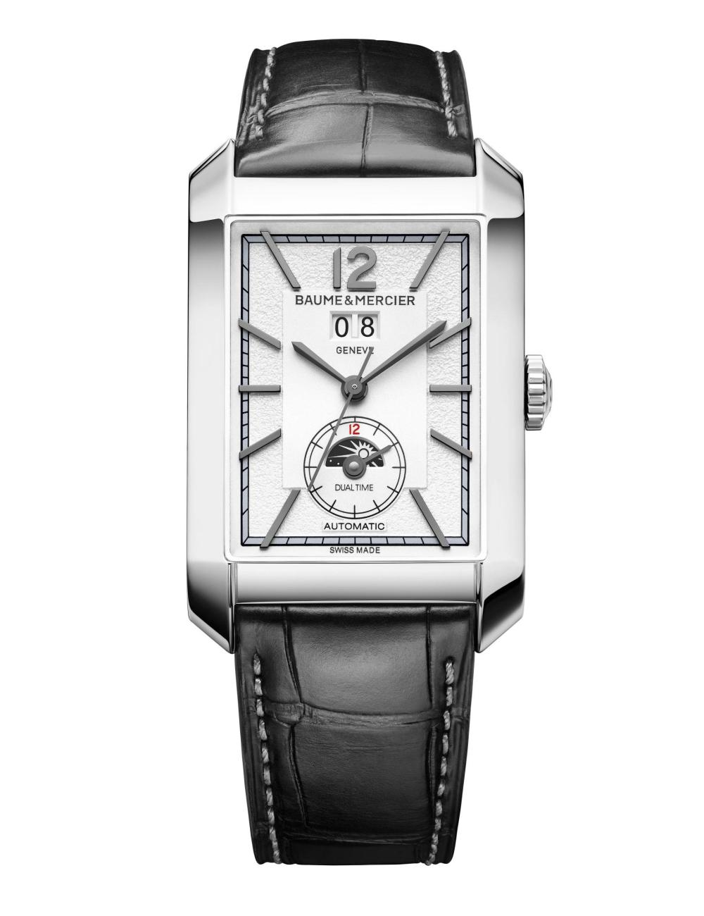 Baume & Mercier Hampton Automatic Big Date / Dual Time