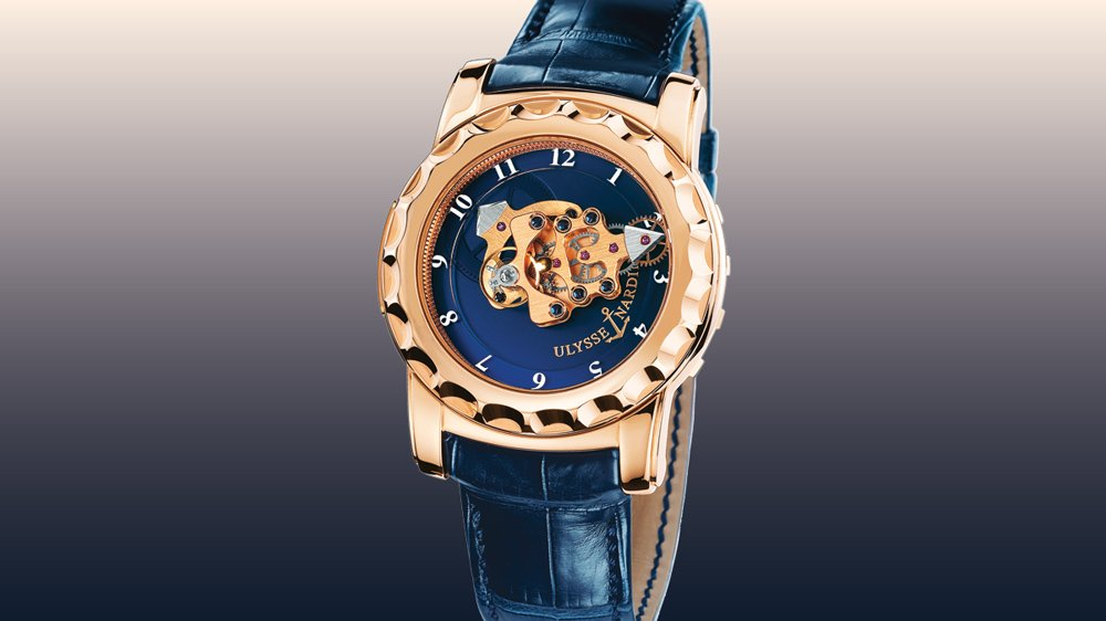 Ulysse Nardin Freak, 2001