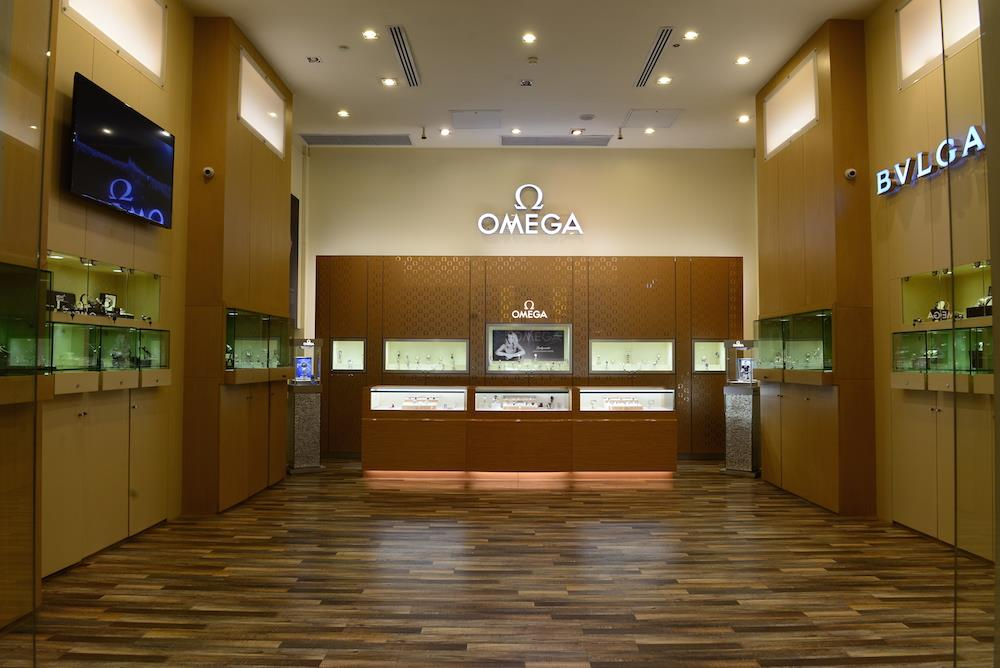The Omega heavyweight is found in the AM:PM chain of the Sonraj Group