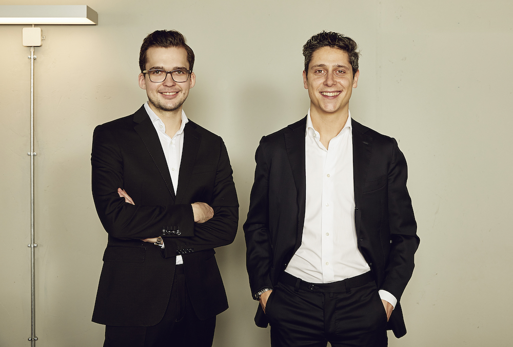 Ludwig Wurlitzer (Founder and CPO) and Philipp Man (Founder and CEO)