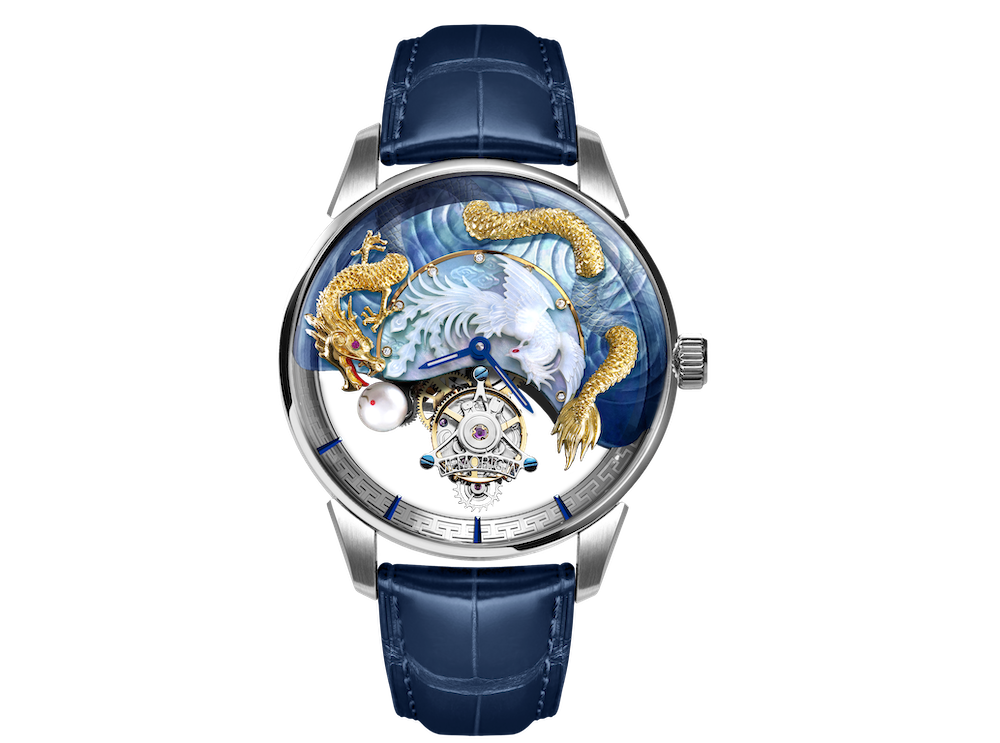 Memorigin The Harmony of Dragon and Phoenix watch (Hong Kong)