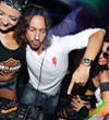Bob Sinclar spotted wearing Wyler Genève chronograph