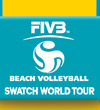 Swatch celebrates 10 years as title sponsor of the FIVB Beach Volleyball World Tour