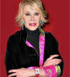 Joan Rivers Wears Gevril