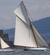 Sirius and Bufeo Blanco triumph in third round of Panerai Classic Yachts Challenge in Naples