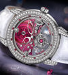 "Ulysse Nardin Seduces with its New ""Royal Ruby"" Tourbillon"