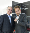 Stephen Dorff Joins Fans at Bloomingdales to Preview the New Ferragamo Timepiece Collection