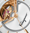 Salvatore Ferragamo's Lungarno Christmas Edition Watch