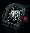 SIHH 2014 - Richard Mille introduces the RM 35-01 Rafael Nadal