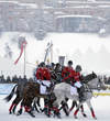 Cartier wins the 30th edition of the St Moritz Polo World Cup on Snow