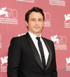 James Franco Awarded the Jaeger-LeCoultre Glory to the Filmmaker 2014 at the Venice International Film Festival