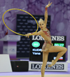 The Longines Prize for Elegance Awarded to Yana Kudryavtseva at the 33rd Rhythmic Gymnastics World Championships 2014