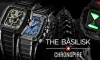 Introducing Chronospire and the new Basilisk timepiece