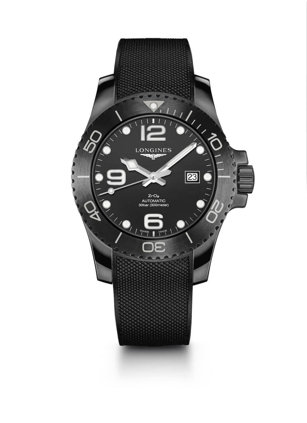 Longines Hydro Conquest Ceramic
