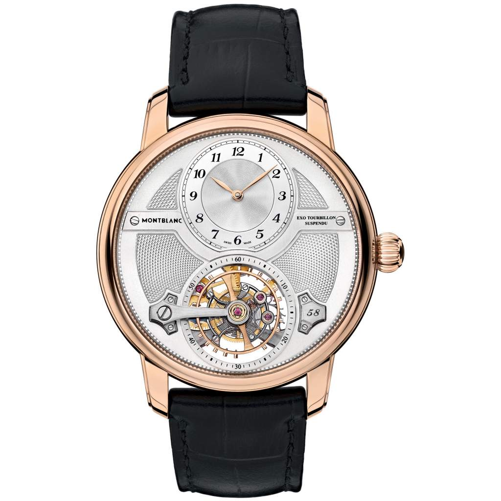 Star Legacy Suspended Exo Tourbillon by Montblanc