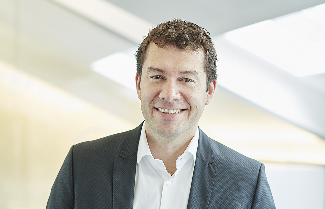 Tim Stracke, co-CEO of the German e-commerce giant