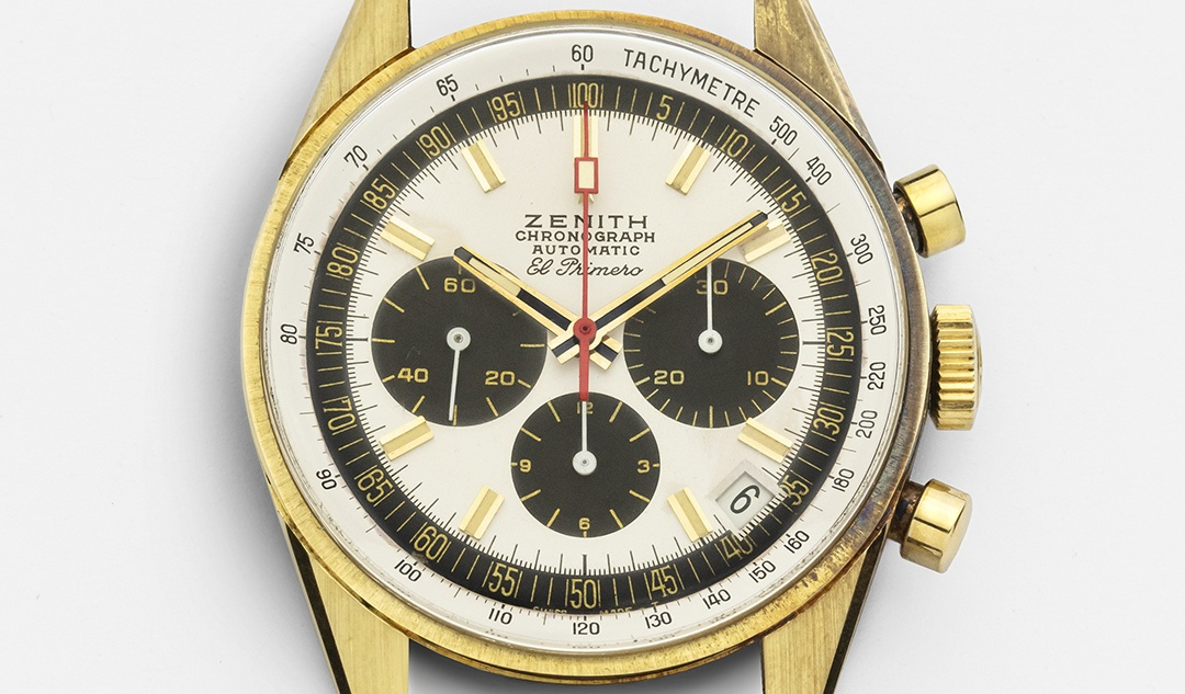 Zenith introduces a new vintage offering online