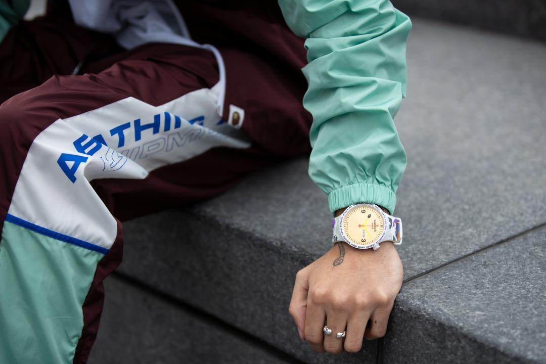 Streetwear Swatch