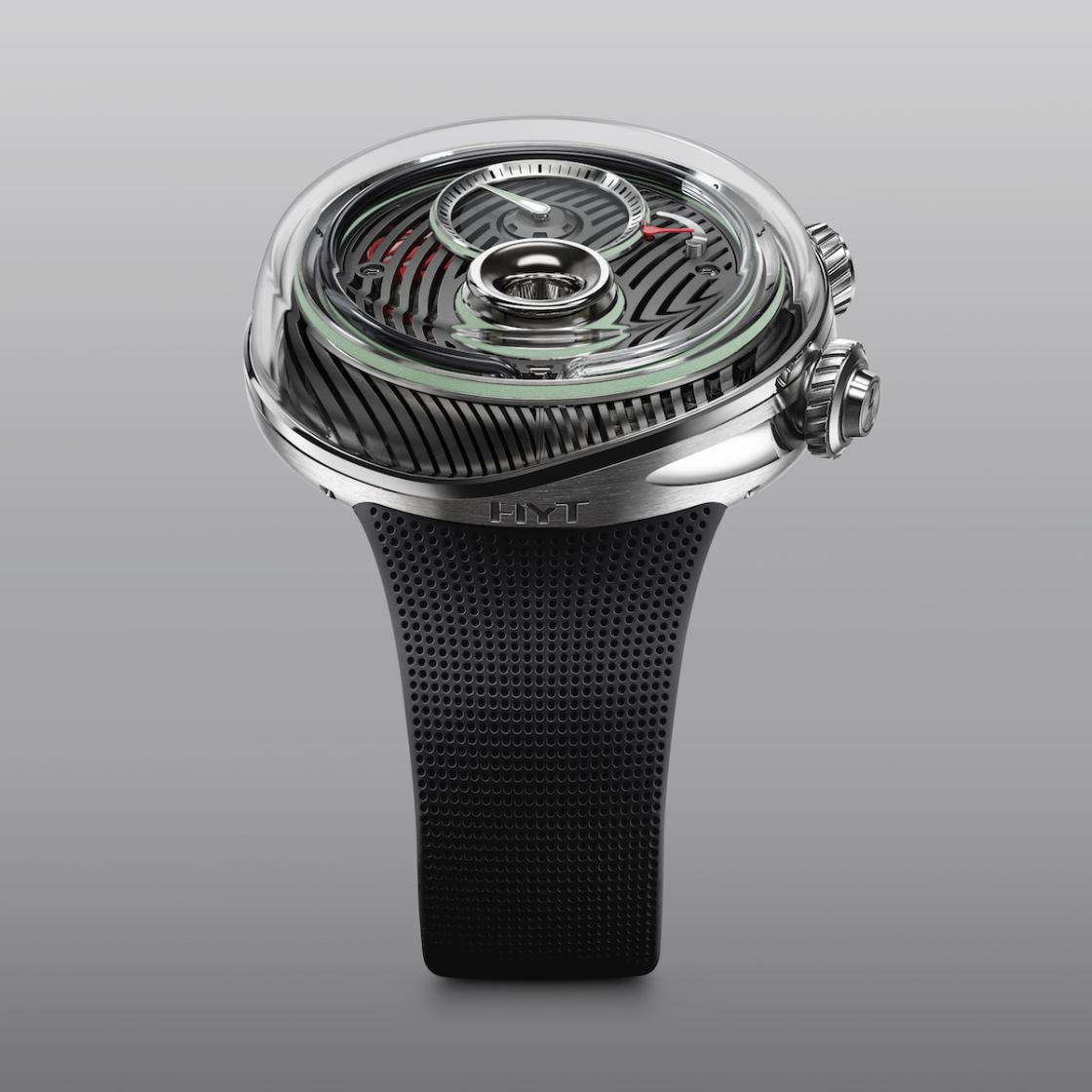 Introducing the new Flow timepieces from HYT