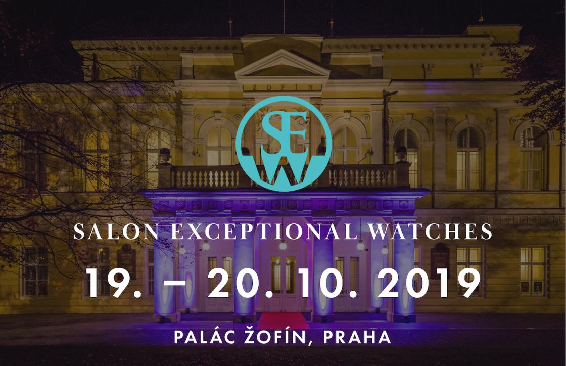 Announcing a new watch show in Prague