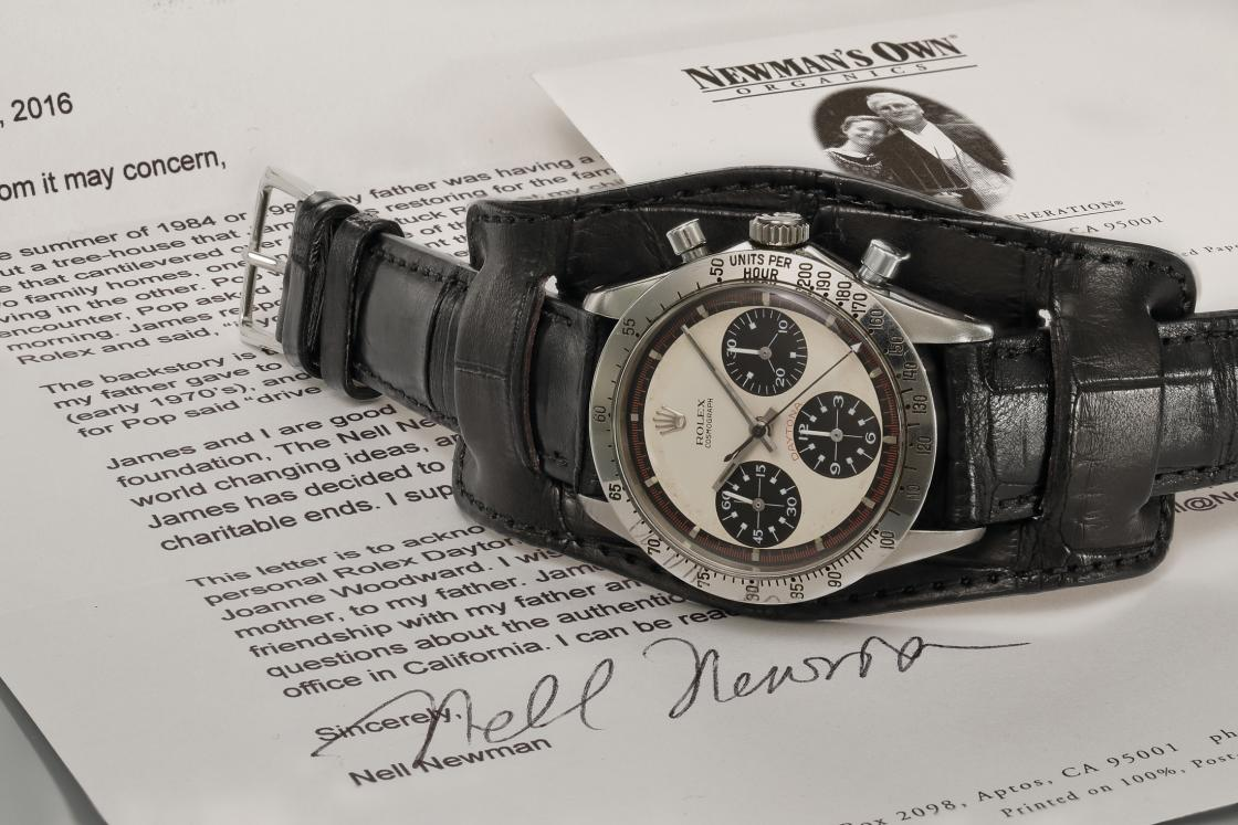 ALMOST 20 MILLION FOR A STEEL ROLEX? THE WORLD'S GONE MAD!