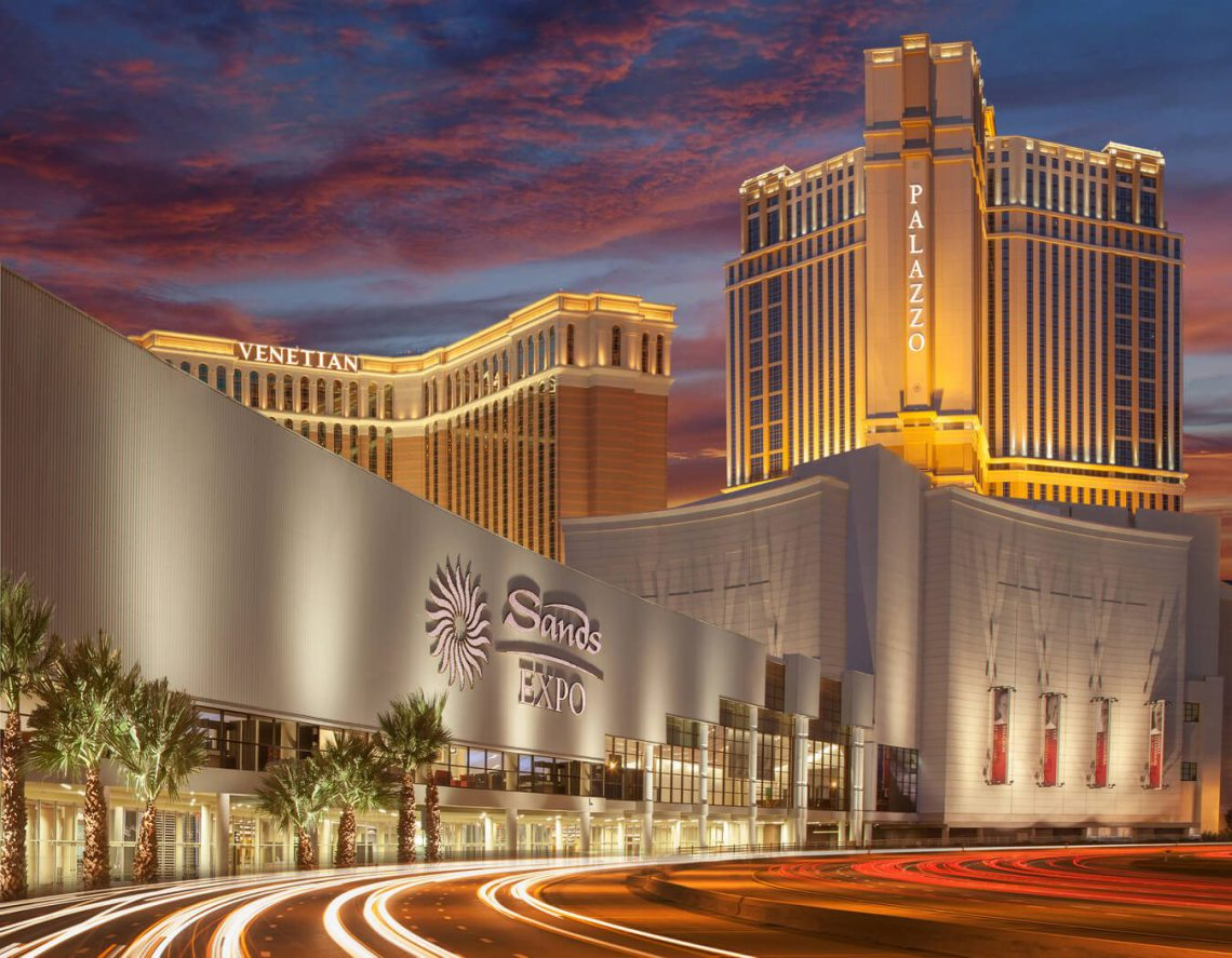 Starting in 2019, JCK Las Vegas will be held at Sands Expo