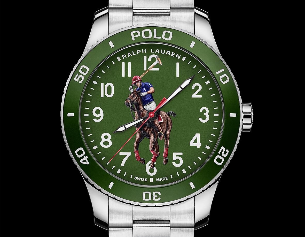 What Ralph Lauren's watchmaking strategy reveals