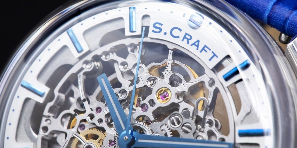 New brand: introducing S.Craft Transparency N°1