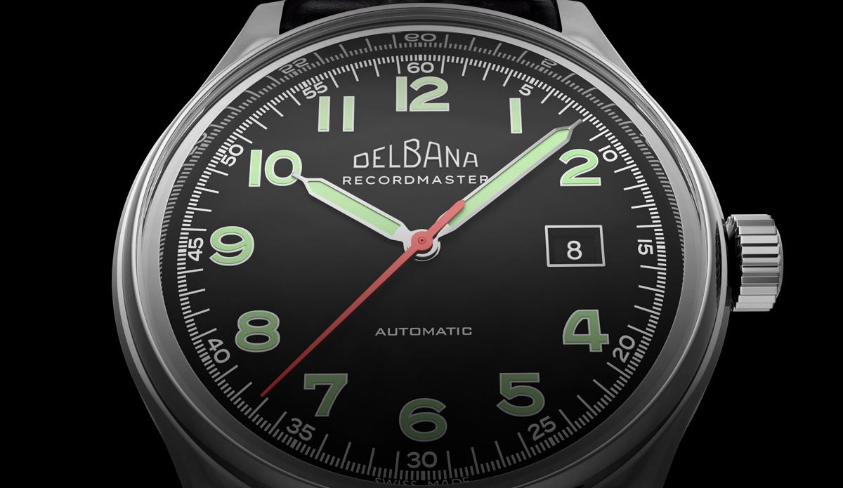 Delbana: a second limited edition of the Jubilee Recordmaster