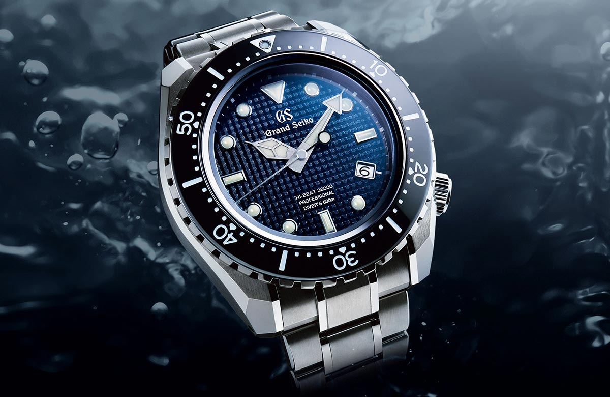 Grand Seiko, a new start in the USA