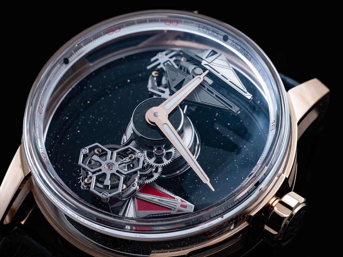 Louis Moinet's Space Revolution
